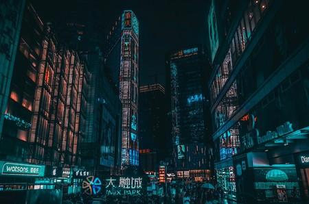Vista general de la ciudad de Chongqing