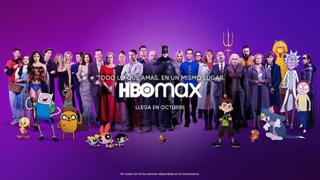 HBO Max llegará a España el 26 de octubre y estará disponible para actuales y nuevos clientes de HBO