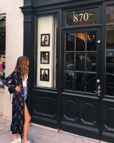 Kaia Gerber celebra su millón de seguidores en Instagram con su mejor fotografía (y no es ésta)