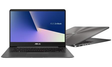 ASUS Zenbook UX430UA-GV265T, ligero, delgado y económico: PcComponentes nos deja este gama media en sólo 599 euros