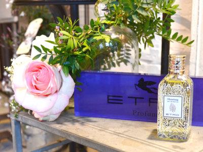 Vibrante, floral y deliciosa: así es 'Shantung', la nueva fragancia de Etro