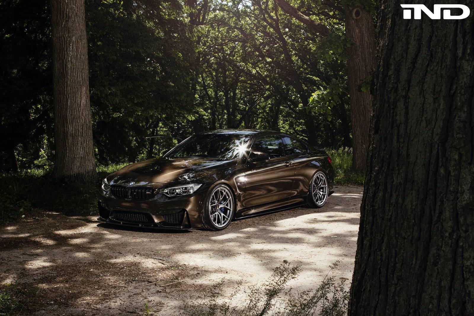 Foto de BMW M4 preparadopor IND (4/13)