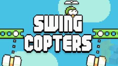El creador de Flappy Bird ahora presenta Swing Copters