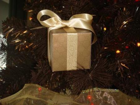 Árbol de Navidad de Gucci