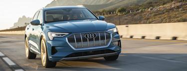 Audi e-tron, al volante de un alemán 100% eléctrico y 100% premium