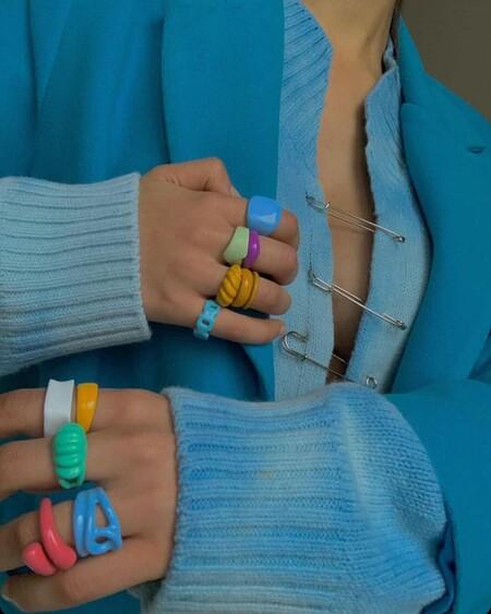 Anillos Colores 05