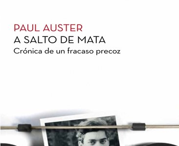 'A salto de mata' de Paul Auster