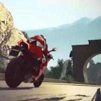'Ride 3' nos pone los dientes largos con un circuito en el paraíso para las motos: Strada dalla Forra