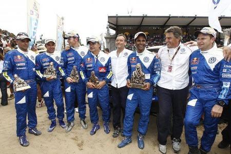El próximo Dakar se queda sin sus dos últimos campeones