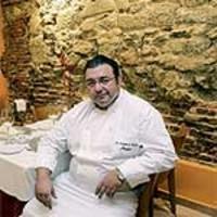 Juan José López Bedmar ganador del concurso de alta cocina con latas de Madrid Fusión