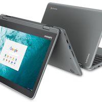 Lenovo Flex 11: el Chromebook 2 en 1 pensado para estudiantes
