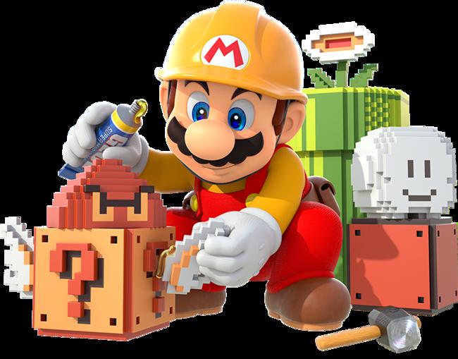 Mario Builder