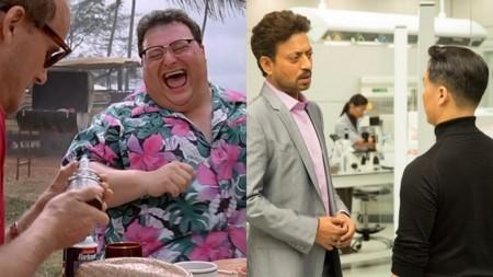 Jurassic World y Jurassic Park, traidor
