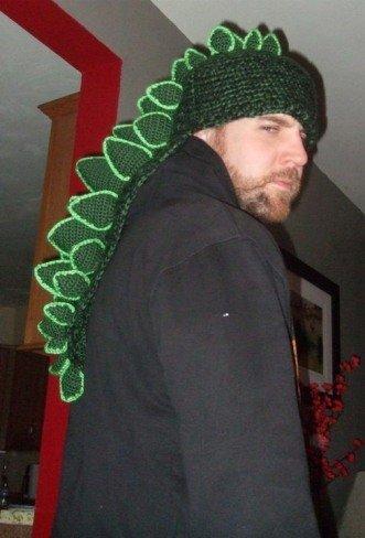 El mítico Godzilla Hat