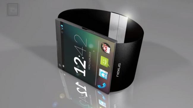 As 237 Podr 237 A Ser El Nexus Smartwatch El Reloj Inteligente De Google