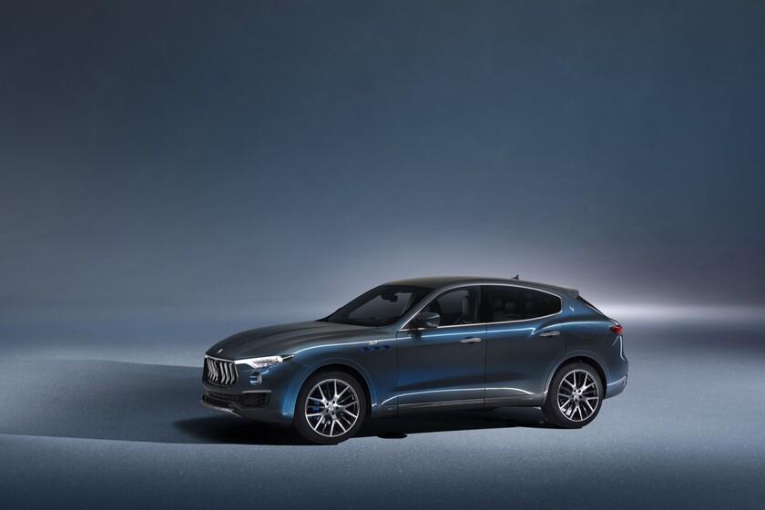 El Maserati Levante Hybrid es el nuevo SUV híbrido de 48V con 330 CV y etiqueta ECO