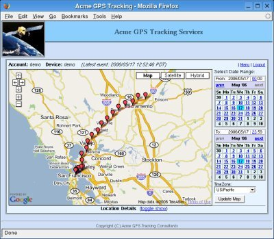 Móntate tu propio sistema de localización con OpenGTS
