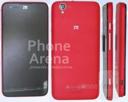 ZTE U988S será el primer smartphone con Nvidia Tegra 4