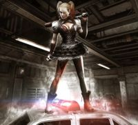 Salen a la luz más detalles del DLC de Harley Quinn en Batman Arkham Knight