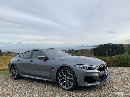 BMW Serie 8 Gran Coupe Contacto