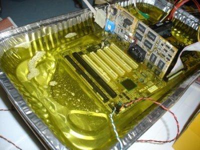 Refrigeracion por aceite