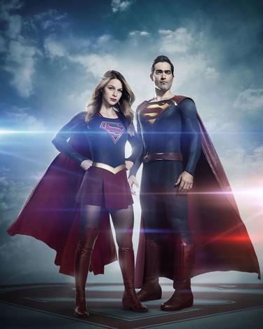Superman cada vez tiene más músculos, solo hay que ver a Tyler Hoechlin en el rodaje