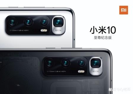 Xiaomi Mi 10 Ultra: se filtran las primeras imágenes del nuevo estandarte que llegará con zoom 120x y tapa trasera transparente