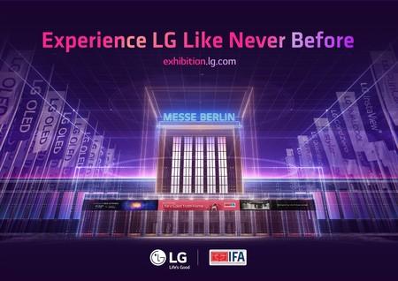 LG en IFA 2020: sigue la presentación de hoy en directo y en vídeo con nosotros