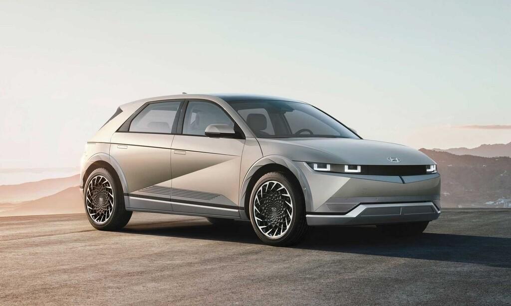Llega el Hyundai IONIQ 5: un SUV 100% eléctrico que presume de carga ultrarápida de 800 V y de una autonomía de 480 km