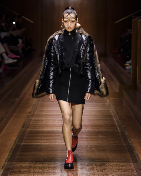 Burberry Autumn Winter 2019 Collection Look 27
