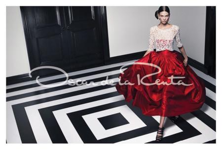 Karlie Kloss, una de sus modelos