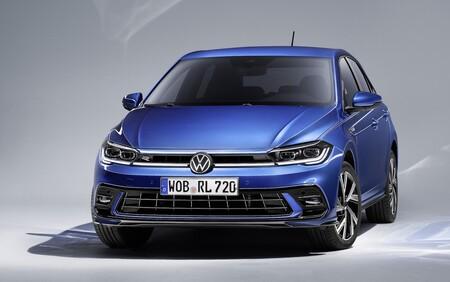 El Volkswagen Polo 2022 se actualiza al estilo del Golf, con nuevo rostro y conducción semiautónoma