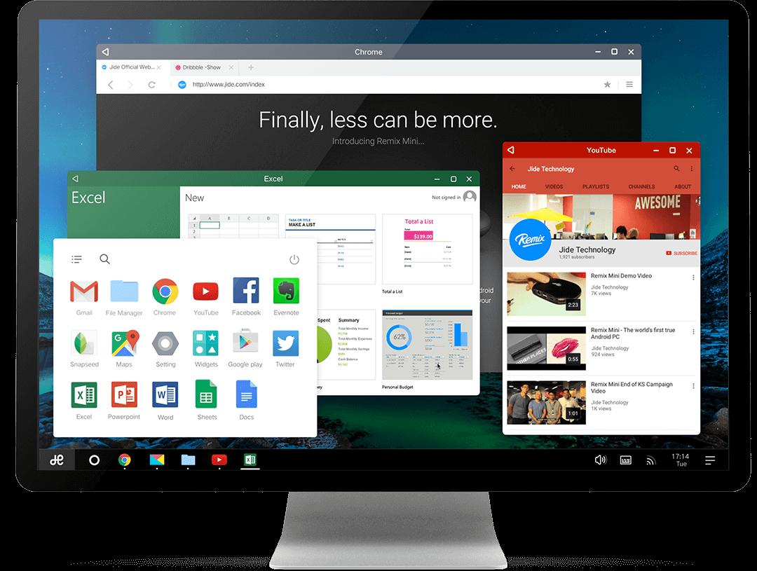 ¿No sabes qué hacer con tu viejo ordenador? Instala Android Lollipop mediante Remix OS
