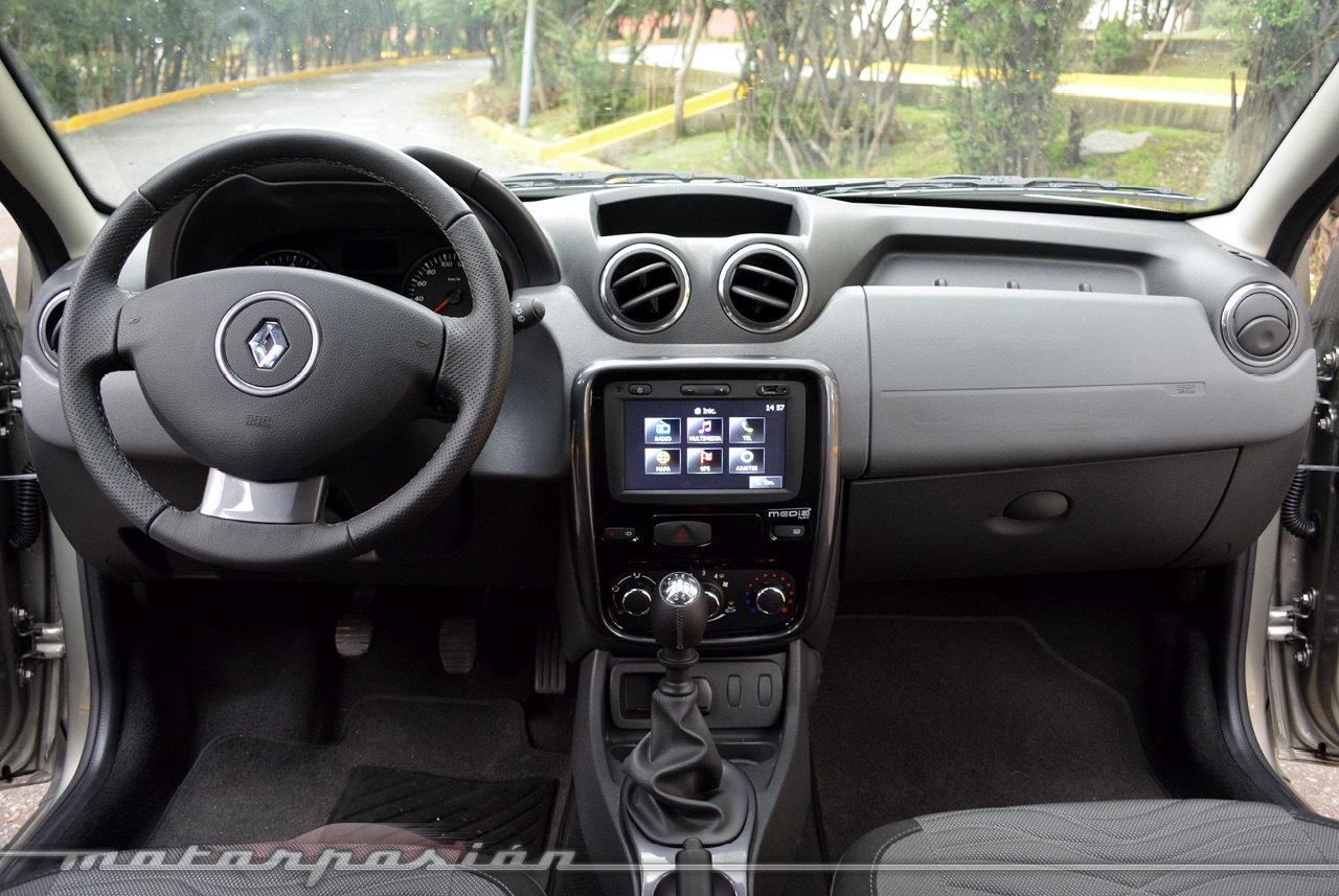 Foto de Renault Duster (prueba) (24/37)