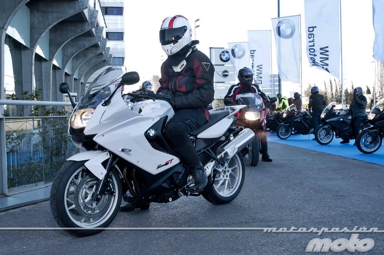 Foto de BMW F 800 GT, prueba (valoración, ficha técnica y galería) - Presentacion (7/15)