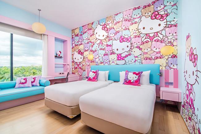 Si eres un súper fan de Hello Kitty no puedes perderte estos nueve lugares