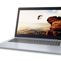 Para quienes buscan portátil básico, Amazon tiene hoy en sus ofertas de primavera el Lenovo Ideapad 320-15AST por 319 euros