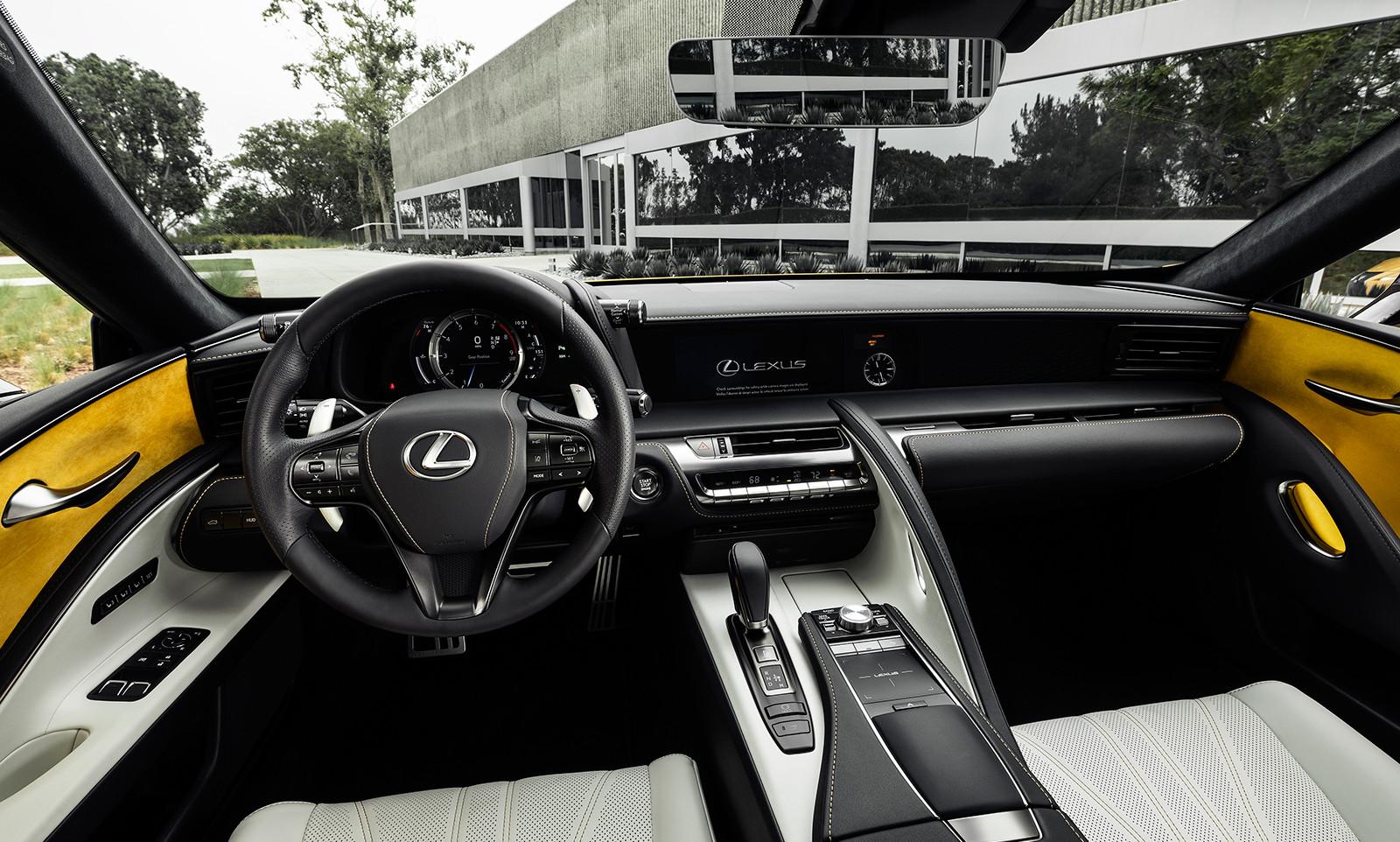 Foto de Lexus LC 500 Inspiration Series (4/14)