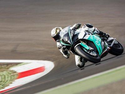 Más detalles sobre la Copa FIM MotoE: 11 equipos, 18 motos y cinco carreras
