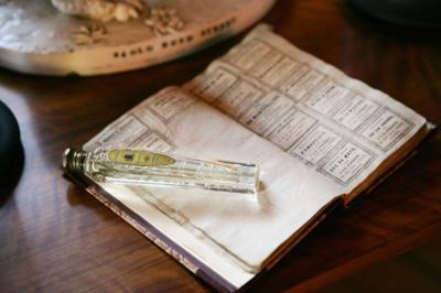 El arte de aprender a perfumarse