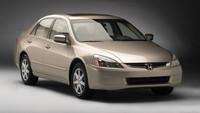 Un millón de Honda Accord y CR-V irán a revisión por riesgo de incendio