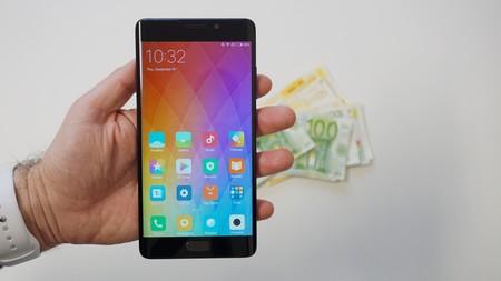 Xiaomi Mi Note 2, análisis: muchas sorpresas en el primer Xiaomi de casi 600 euros