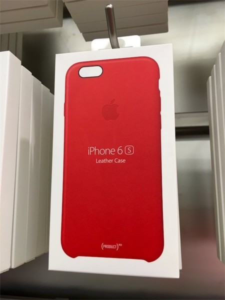 Product Red 6s 2