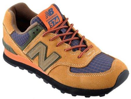 Nuevas New Balance ML574: el otoño es naranja