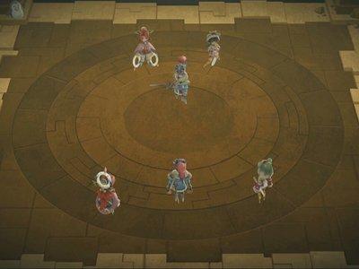 Los duelos entre jugadores llegan esta semana a la versión de Nintendo Switch de I Am Setsuna con su DLC gratuito