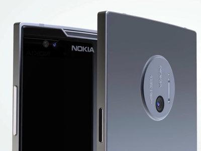 El Nokia 9 apunta alto: escáner de iris, pantalla OLED y cámara dual Zeiss, según rumores
