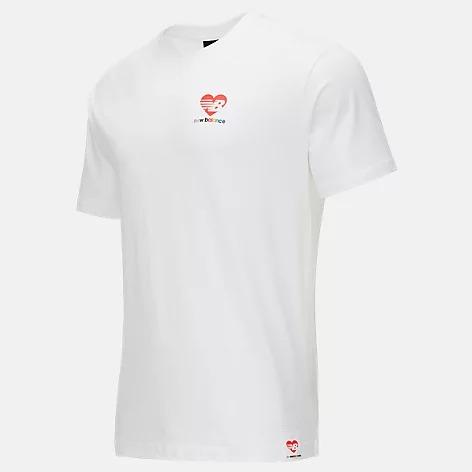 Camiseta de algodón Unisex NB Pride Tee