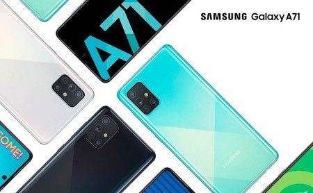 Galaxy A71 y Galaxy A51: la nueva gama media de Samsung tiene más cámaras, más megapixeles y agujero en pantalla