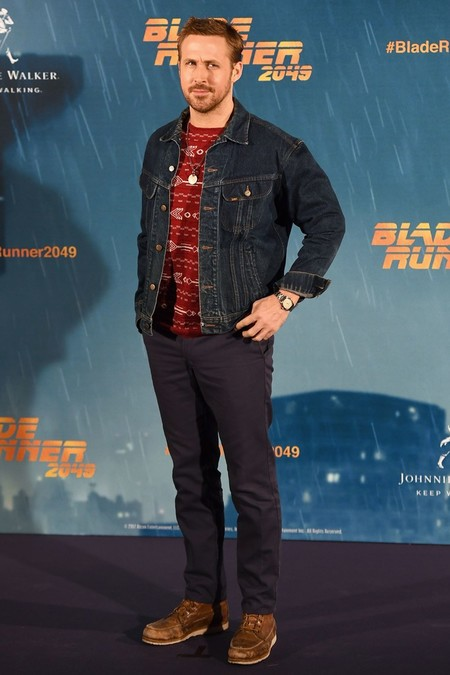 Ryan Gosling Blade Runner Espana Spain Red Carpet 2