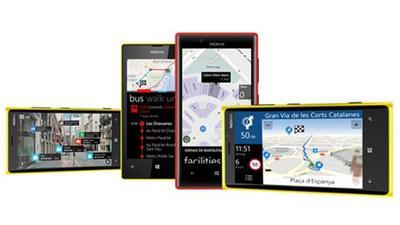 Nokia reducirá sus esfuerzos en HERE Maps para Windows Phone en favor de Android e iOS [ACTUALIZADA]